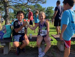 4th Annual Rockland Road Runner Kid's Fun Run/Walk