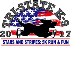 2017 Tri-State K-9 Stars and Stripes: 5k Run & Fun