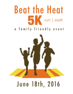 Beat The Heat 5k - Run | Walk