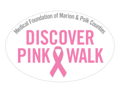 2016 Discover Pink Walk