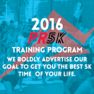 Dave's PR 5K Training Program TOLEDO