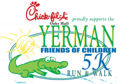 Friends of Children Yerman 5K Run