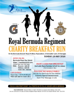 Royal Bermuda Regiment Charity Breakfast Run