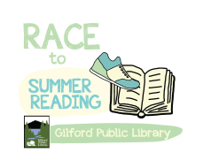 RACE TO SUMMER READING
