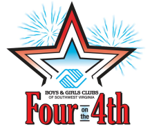 The HomeTown Bank's Four on the 4th 4-Miler presented by Fleet Feet Sports, July 4th at 8AM