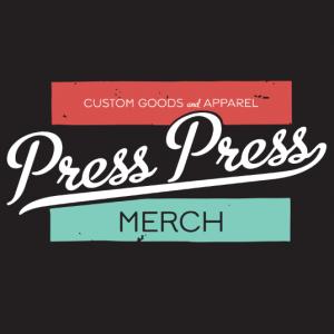 Press Press Merch