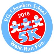 P.G. Chambers School Walk.Run.Fun 5K