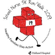 2019 School Nurse 5K Run/Walk