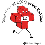 2020 School Nurse 5K VIRTUAL Run/Walk