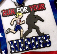 Run For Your Heroes Virtual Race (FL)