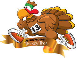 Hoboken Turkey Trot 5K -Third Annual