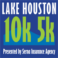 Lake Houston 10k 5k Presented by Serna Insurance Agency