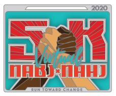 NABJ/NAHJ Virtual 5K Run/Walk/Ride