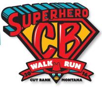 Superhero Run/Walk