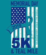 Memorial Day 5K & TEAL Mile to Benefit Food Allergy Awareness
