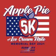 Apple Pie 5K & Ice Cream Mile
