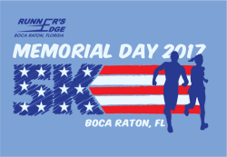Memorial Day 5K & 1 Mile Boca Raton