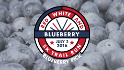 Red, White, & Blueberry Off Road 5K