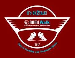 NAMI Wheeling Walk for Awareness
