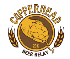 Copperhead 20K presented by Dogfish Head Logo