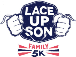 Lace Up Son 5k