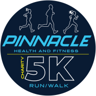 Pinnacle Health and Fitness Charity 5K (formerly HRC Charity 5K)