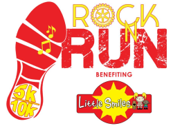 Rock N Run 5K/10K benefiting Little Smiles