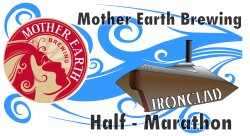 Mother Earth Brewing Ironclad Half-Marathon & 5k