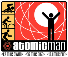 Atomic Man Triathlon - TN's Original Half Iron Distance - ESM Event