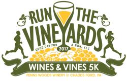 Run the Vineyards - Wines and Vines 5K (Sunday)