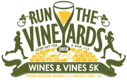 Run the Vineyards - Wines and Vines 5K (Sunday)