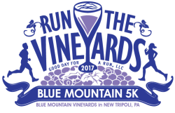 Run the Vineyards - Blue Mountain 5K (Saturday)