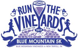 Run the Vineyards - Blue Mountain 5K (Sunday)