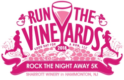 Run the Vineyards - Rock the Night Away 5K