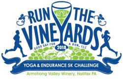 Run the Vineyards - Yoga & Endurance 5K Challenge