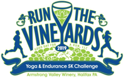 Run the Vineyards - Yoga & Endurance 5K Challenge