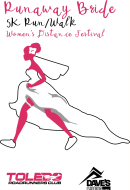 Runaway Bride (Women's Distance Festival)