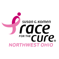 Get your Komen Northwest Ohio Race For The Cure T-shirt! - Toledo