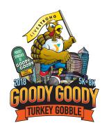 4th Annual Goody Goody Turkey Gobble, 5K, 8K & 1 Mile--Turkey Trot