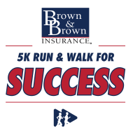 Run & Walk For Success 5K presented by Brown & Brown