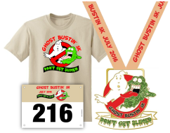 Ghost Bustin' 5k - Virtual Run