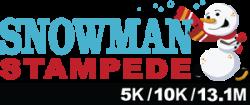 Snowman Stampede Half Marathon, 10K and 5K