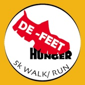 De-Feet Hunger 5K Walk/Run