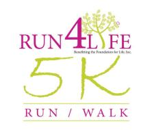 Run 4 Life 5k