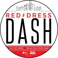 Red Dress Dash 5K and Mile Fun Run