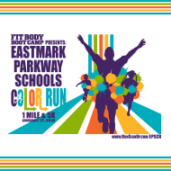 Eastmark Parkway Schools Color Run