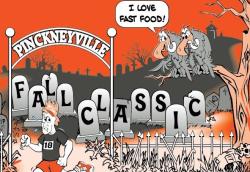 Pinckneyville Fall Classic 8K Run & 5K Walk