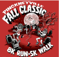 Pinckneyville Fall Classic 8K Run & 5K Walk