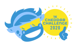 The Cheddar Challenge Virtual 5K Run and Walk