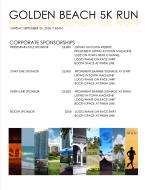 Town of Golden Beach 5K Run and Mayor's Challenge 1 Mile Walk